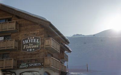 L'hotel sera ouvert durant les vacances de fevrier